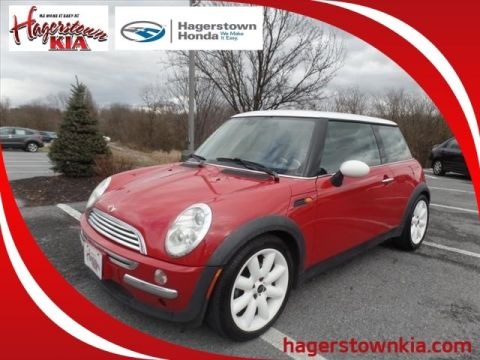 Pre-Owned 2003 MINI Cooper Base